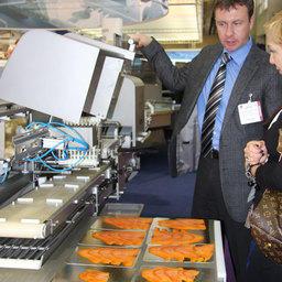 Дмитрий КОТЛЯР, старший менеджер по продажам на European Seafood Exposition, г. Брюссель