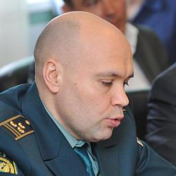Начальник ДВОТ Иван УВАРОВ
