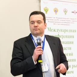 Технолог компании Insta-Pro Дэйв АЛЬБИН