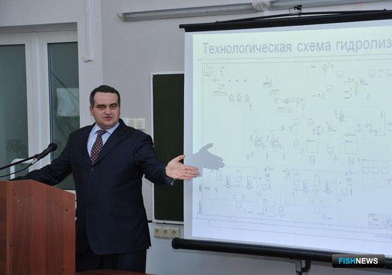 Менеджер по развитию бизнеса компании «Альфа Лаваль» Александр НЕГОИЦА
