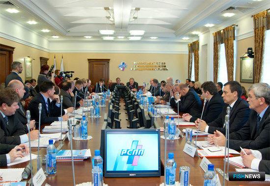 заседанияЗаседанииКомиссии РСПП по агропромышленному комплексу