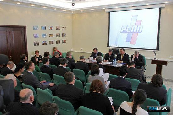 Заседание Подкомиссии по рыбному хозяйству и аквакультуре Комиссии РСПП по агропромышленному комплексу