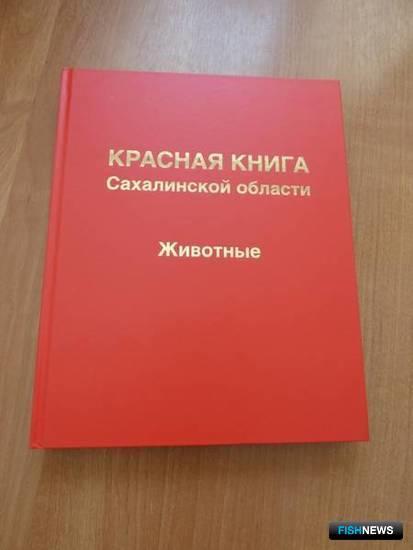 В Сахалинской области выпустили новое издание Красной книги. Фото пресс-службы правительства региона