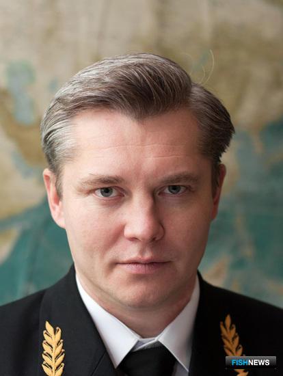 Начальник управления науки и образования Росрыболовства Константин БАНДУРИН