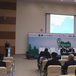 Круглый стол по вопросам развития ООПТ состоялся на XI Международном экологическом форуме «Природа без границ»