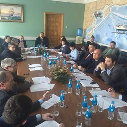 Совместное заседание общественных экспертных советов в ТИНРО-Центре
