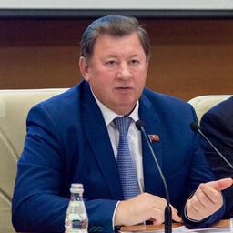 Председатель Комитета Госдумы по природным ресурсам, природопользованию и экологии Владимир КАШИН