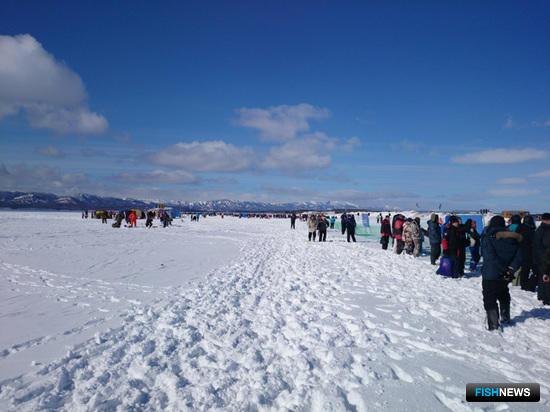 «Сахалинский лед» вновь соберет поклонников рыбалки