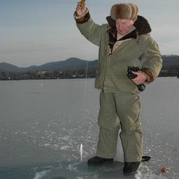Зимняя рыбалка в Приморье