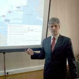 Начальник отдела по работе с импортируемой рыбной продукцией ФГУ «Нацрыбкачество» Владимир АНТИПИН