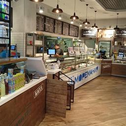 Магазин «Моремания» в столичном торгово-развлекательном центре «Океания»