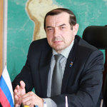Председатель рыболовецкого колхоза им. В. И. Ленина Сергей ТАРУСОВ