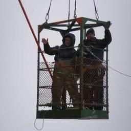 Российская научная экспедиция «Арктика-2007». Северный ледовитый океан, август, 2007 г.