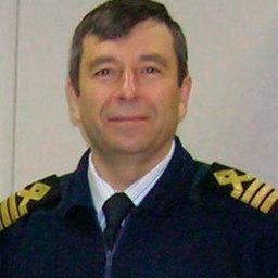 Начальник Охотоморской экспедиции капитан-флагман ОАО «Океанрыбфлот» Валерий ПОНОМАРЕВ
