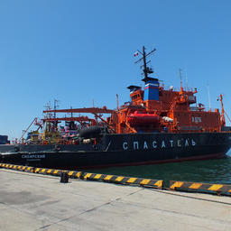 После затянувшегося рейса спасатель вернулся во Владивосток
