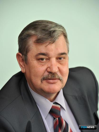 Первый вице-президент Ассоциации рыбохозяйственных предприятий Приморья Александр ВАСЬКОВ