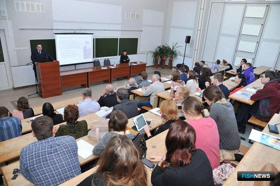 Семинар «Современные тенденции в области переработки рыбных отходов» во Владивостоке