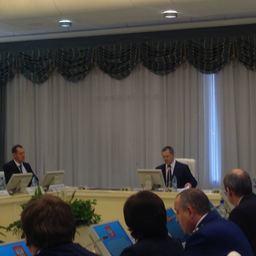 Вице-премьер – полпред президента в ДФО Юрий ТРУТНЕВ провел во Владивостоке заседание подкомиссии по вопросам развития рыбохозяйственного комплекса Дальнего Востока