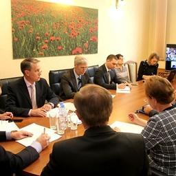 Порядок взаимодействия отраслевых институтов ВНИРО обсудили на совещании директоров. Фото пресс-службы ВНИРО