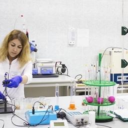 В Астраханской области разрабатывают биологические удобрения с фунгицидными свойствами на основе почвенных микроводорослей. Фото Ростовского референтного центра Россельхознадзора