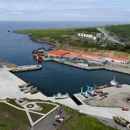 Родина «Гидростроя» – остров Итуруп. Именно там организация появилась, развивалась и крепла