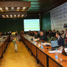 Москва, 2008 год. Общее собрание Ассоциации добытчиков минтая