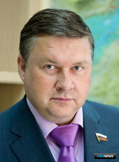Депутат Государственной Думы, член комитета по природным ресурсам, природопользованию и экологии Георгий КАРЛОВ