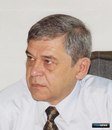 Руководитель агентства по рыболовству Сахалинской области Сергей ДИДЕНКО