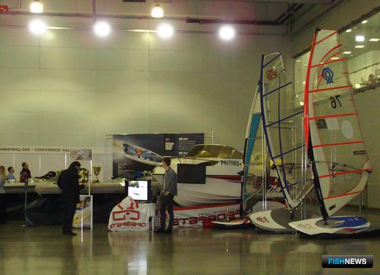 Международная комплексная выставка судостроения, использования и исследования водных ресурсов «Мировой океан 2011»