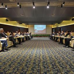 Интересные для производителей пищевой продукции цифры были озвучены на деловом завтраке с участием глав и представителе национальных делегаций