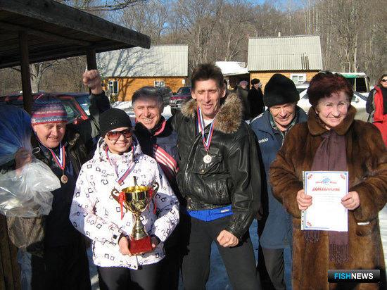 Команда БАМР - Золото командных соревнований