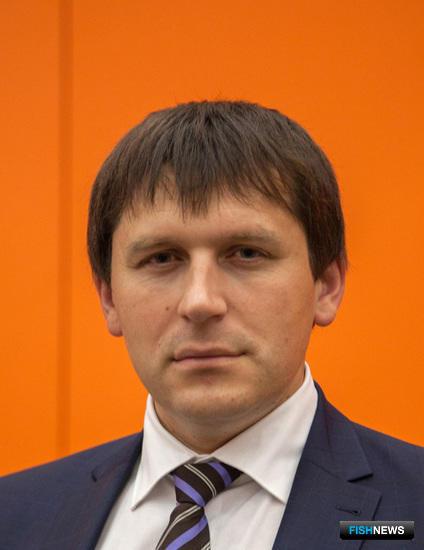 Председатель совета Ассоциации лососевых рыбоводных заводов Сахалинской области, бизнес-омбудсмен региона Андрей КОВАЛЕНКО