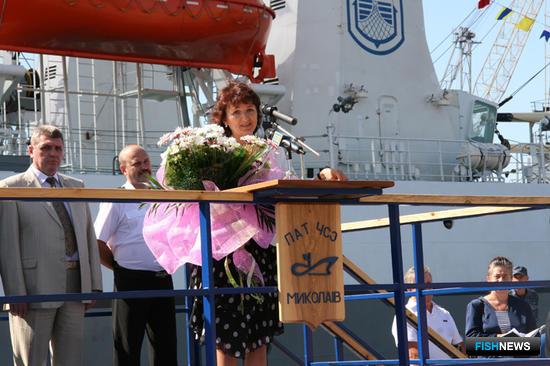 Наталья БЕЛОКОБЫЛЬСКАЯ