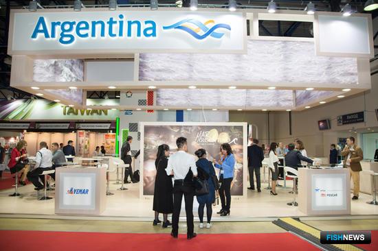 Характерным для World Food Moscow 2016 стало заметное присутствие иностранных компаний