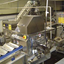 Линия непрерывной переработки лососевых NAG-601