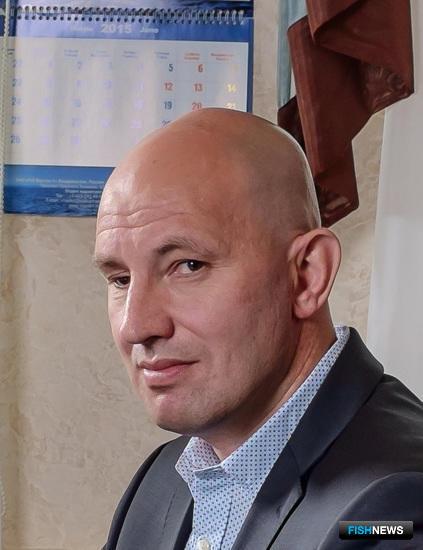 И.о. руководителя управления Россельхознадзора по Приморскому краю и Сахалинской области Юлий ИВАНОВ