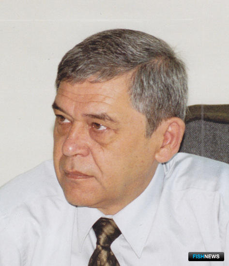 Член совета Ассоциации рыбопромышленников Сахалина Сергей ДИДЕНКО