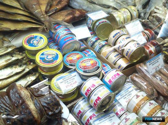 Поддержку рыбных магазинов пропишут в госпрограмме