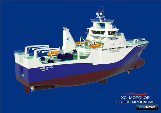 Фото с сайта компании «Хотча Морское Проектирование»