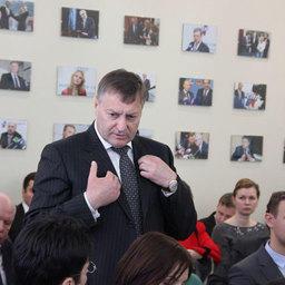 Михаил КОТОВ, президент Магаданской ассоциации рыбопромышленников