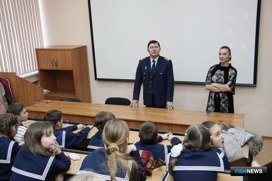 Начальник ММРК им. И.И. Месяцева Валентин ЖУК
