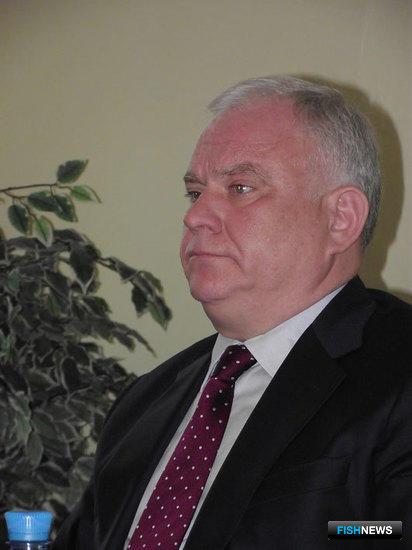 Руководитель Пограничной службы ФСБ России Владимир Проничев