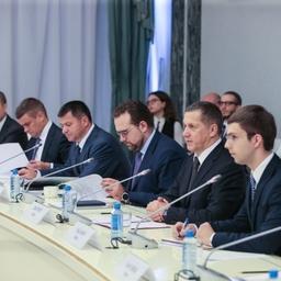 Переговоры в рамках Дня китайского инвестора. Фото Игоря Новикова