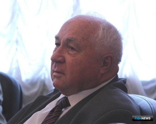 Председатель правления «Росрыбхоза» Василий ГЛУЩЕНКО