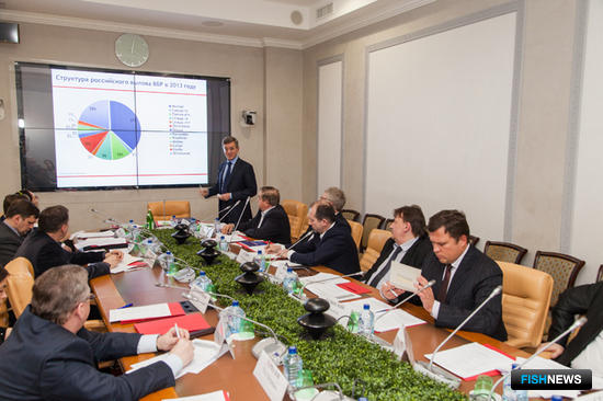 Слушания в Общественной палате: «Развитие рыбной отрасли в России: проблемы и перспективы»