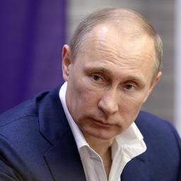 Президент Владимир ПУТИН. Фото с сайта президента