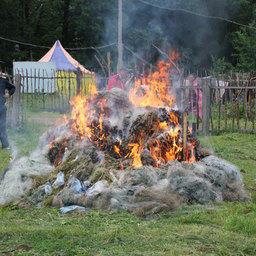 Всероссийский фестиваль «Народная рыбалка», Самарская область, май 2012