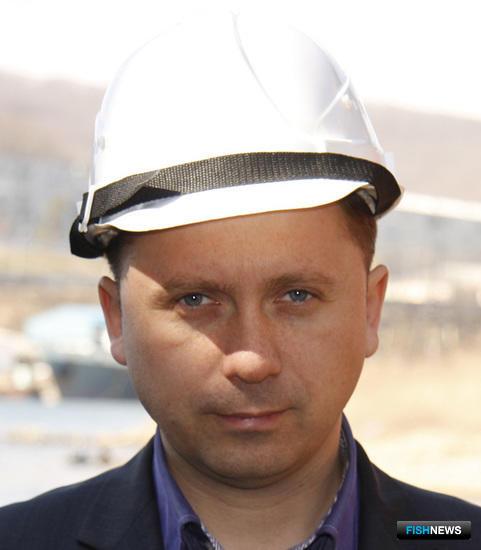 Генеральный директор Ливадийского ремонтно-судостроительного завода Юрий БАДОДИН