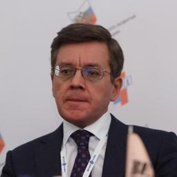 Член правления РСПП, президент Ассоциации добытчиков минтая Герман ЗВЕРЕВ. Автор фото - Игнат Соловей, пресс-служба РСПП