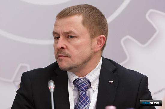 Президент «Опоры России» Александр КАЛИНИН. Автор фото - Игнат Соловей, пресс-служба РСПП
